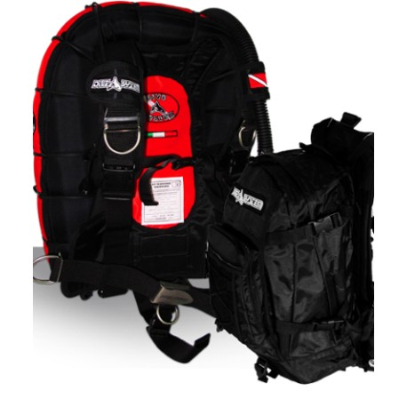 Jacket Dive System Key Travel
