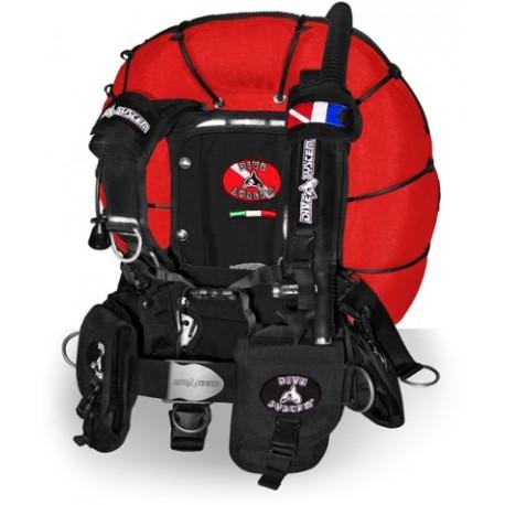 Jacket Dive System Tech Deep