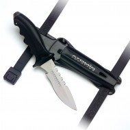 Nóż Atomic Ti6 Sharp Titanium